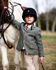 The Rockefellers...old money / karen cox.  Young equestrian