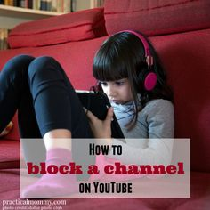 How to block a channel on YouTube