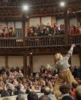 The poor people who stood at the front were called stinkers or penny-stinkers. There are rumors, but no proof, that they threw fruit and nuts at the actors. London Theatre, Theater, Globe, Actors, Tea, Fruit, People, Speech Balloon, Actor