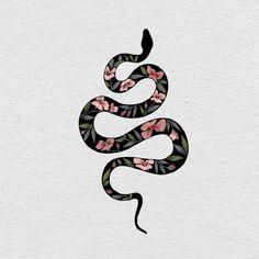 Cobra Tattoo, Snake Tattoo, Body Art Tattoos, Cool Tattoos, Tatoos, Tattoo Sketches, Tattoo Drawings, Mujeres Tattoo, Spiders And Snakes