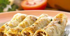 Hackfleisch-Cannelloni ist ein Rezept mit frischen Zutaten aus der Kategorie Rind. Probieren Sie dieses und weitere Rezepte von EAT SMARTER!