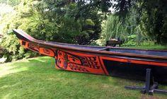 Lootaas, Haida canoe