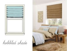 Marcus Design: {the many styles of roman shades}