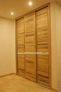 Portecoulissantepersienneportecoulissanteplacardpascher - Porte coulissante placard bois