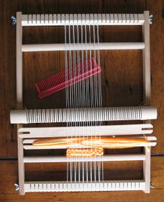 Beginners Weaving Loom