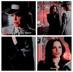 Are you still a bad girl Regina....