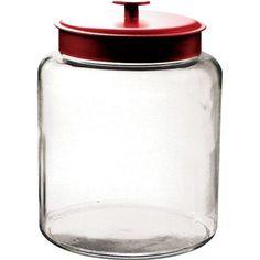 Anchor Hocking - 2 Gal. Montana Jar - Clear, 94595