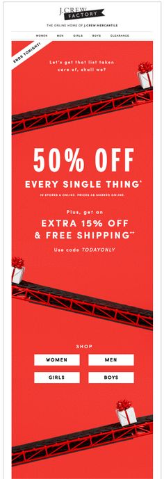 13 Cyber Monday emails that absolutely blew us away | Emma Email Marketing Blog