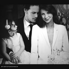 I was talking to @samandcaitriona yesterday on Twitter about how we all hope someday S & C would have their own baby girl and earlier today I found a cute photo of Tiffany & Co ad while browsing...