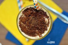Faça em casa o Milkshake de Ovomaltine igualzinho ao da lanchonete! E capriche na porção da crocância...