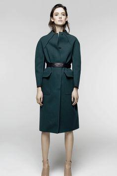 Nina Ricci défilé pré-collections automne/hiver 2014-2015  #mode #fashion