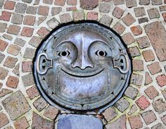- The Art of Japanese Manhole Covers.  http://www.amusingplanet.com/2012/07/art-of-japanese-manhole-covers.html