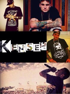 Edits | collage | Kerser