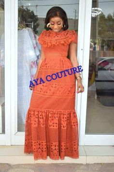 African Lace Styles, African Traditional Dresses, Latest African Fashion Dresses, African Print Dresses, African Dresses For Women, African Print Fashion, African Attire, African Blouses, Lace Dress Styles