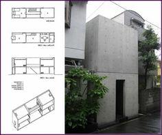Uniqueness of Azuma House Detail
