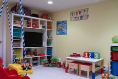 play room Expedit