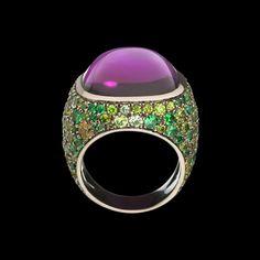 CADA 'Capri' Ring