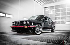 BMW M3 E30 SPORT EVO  If I was rich enough, this would definitely be one of the cars I would love to have in my garage! The legendary original M3 was build to homologate for Group A Touring Car racing, where it had stunning success!