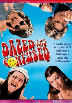 """Dazed and Confused (1993) Director Richard Linklater's coming-of-age comedy follows a group of teenagers on their last day of school in 1976, centering on Randall """"Pink"""" Floyd, who moves easily among stoners, jocks and geeks."""