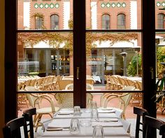 Borchardt restaurant - If you want to know what's going on in Berlin, visit the Borchardt. It's where former Chancellor Gerhard Schröder used to enjoy his schnitzel and where Chancellor Angela Merkel has held important meetings with her coalition partner.
