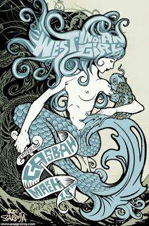 Crewkoos Rock Poster Artists Interviews: Mark Sgarbossa (US)