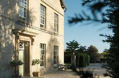 The Rectory Hotel, Malmesbury, Wiltshire, England
