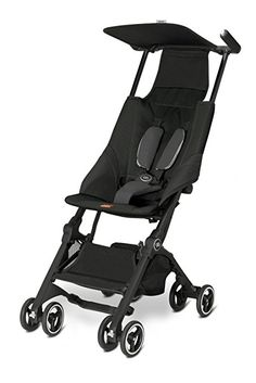 GB Pockit Stroller, Monument Black World's smallest folding stroller Best Travel Stroller, Best Double Stroller, Double Strollers, Baby Strollers, Baby Outfits, Best Baby Prams, Umbrella Stroller, Jogging Stroller, Baby Carriage