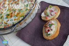 Gumbo Dip