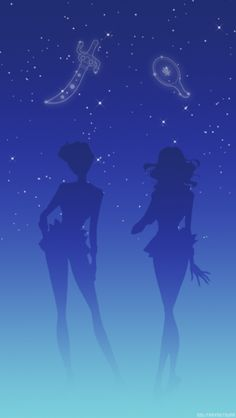 Sailor Uranus and Sailor Neptune (Haruka and Michiru) 💖 Sailor Moon Stars, Sailor Moon Fan Art, Sailor Moon Manga, Sailor Moon Crystal, Sailor Moom, Sailor Neptune, Sailor Uranus, Sailor Moon Cosplay, Sailor Moon Aesthetic