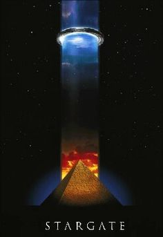 Stargate the Movie. Starring Kurt Russel, James Spader and Vivecer… Stargate Movie, Stargate Universe, James Spader, Original Movie Posters, Film Posters, Sci Fi Series, Stargate Atlantis, Geek Out, Great Movies