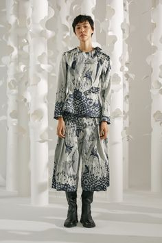 #kinderschema #robertswood AW18 #fashionart