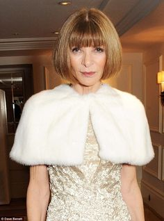 Anna Wintour has spoken about the difficulties of combining a high-flying career with moth...
