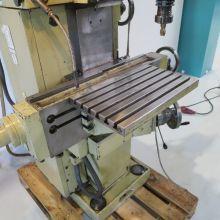 """""""WMW HECKERT FUW 200/I Universal milling machine"""" vegyen használtan, kedvező áron online aukcióban"""