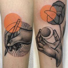 Badass leg tattoos for men and women - more tattoo ideas can be found on . - Badass Leg Tattoos for Men and Women – More tattoo ideas can be found on our website 👉 positiv - Tattoo Calf, 16 Tattoo, Arrow Tattoo, Leg Tattoo Men, Shape Tattoo, Medusa Tattoo, Tattoo Ink, Top Tattoos, Body Art Tattoos