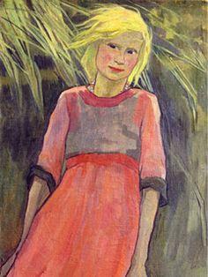 Käte Lassen (1880 — 1956), Katrine, 1919