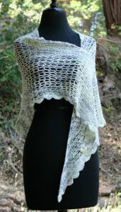 flutterette shawl