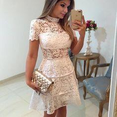 Mais um daqueles vestidos delicados valor : 299,90 p m g ⚜️VENDEMOS PRA TODO BRASIL ❤️️FAÇA SEU PEDIDO PELO 31-995290424⚜️31-999525078 FRETE GRÁTIS ACIMA 400,00 PAGAMENTO: cartões e depósito bancário ⏰Horário de funcionamento: WhatsApp é loja física /seg a sexta 9:00 às 19:00 sábado : 9:00 às 13:00 ⚜️⚜️⚜️⚜️⚜️⚜️⚜️⚜️⚜️⚜️⚜️⚜️⚜️⚜️#moda#roupa#look#blusa#life#amo#moda#barropreto#belohorizonte #dress#advogada#juiza#detalhe...