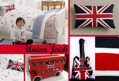 Union Jack - After a trip to London, I got inspired... in The Little White Company