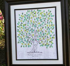 Wedding Guest Book Ideas Hand drawn Wedding Guest book Fingerprint Tree Guest book alternative Hand sketched wedding tree by fancyprints on Etsy https://www.etsy.com/listing/125520624/wedding-guest-book-ideas-hand-drawn