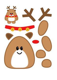 Задания для новогоднего адвент-календаря для детей St Patrick's Day Crafts, Holiday Crafts, Crafts For Kids, Felt Crafts, Fabric Crafts, Diy Crafts, Christmas Favors, Christmas Decorations, Felt Ornaments Patterns