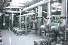 Máy làm lạnh nước chiller Gas R407C – Kỹ thuật Đại Thành