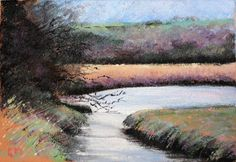 Buy Reeds on the Nevern - Day 194/365 Postcards from Pembrokeshire, Oil painting by Guy Manning on Artfinder. Discover thousands of other original paintings, prints, sculptures and photography from independent artists.