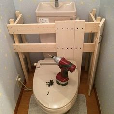 Bath / toilet / DIY / toilet remodeling plan / tankless style / tankless DIY interior … – Do it yourself Diy Interior, Interior Design Living Room, Small Toilet Room, Toilet Design, Wet Rooms, Home Projects, Diy Furniture, Home Decor, Ideas