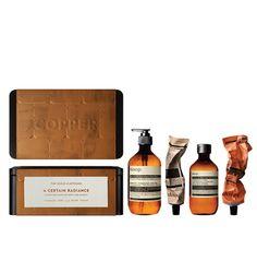 """Kupferliebe: Geschenkbox """"Copper"""" von Aesop"""