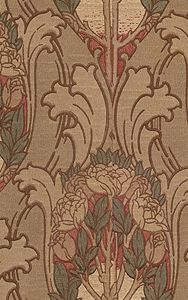 Astheticiteriprs.com: 1890-1910 Acanthus&RoseWall Fill