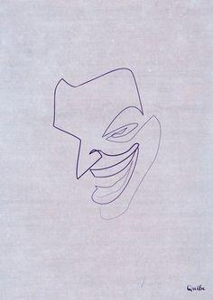 Quibe - One Line Joker