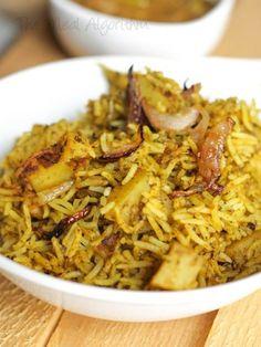 Tawa pulao maharashtrian street food by sanjeev kapoor vegetarian hyderabadi dum biryani recipe vegetarian recipes easy forumfinder Image collections