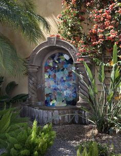 Landscape DESIGN FLOOR SPANISH STYLE Design Ideas, Pictures, Remodel, and Decor - page 8