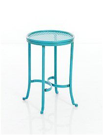 Fun accent table