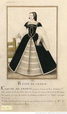 Claude de France
